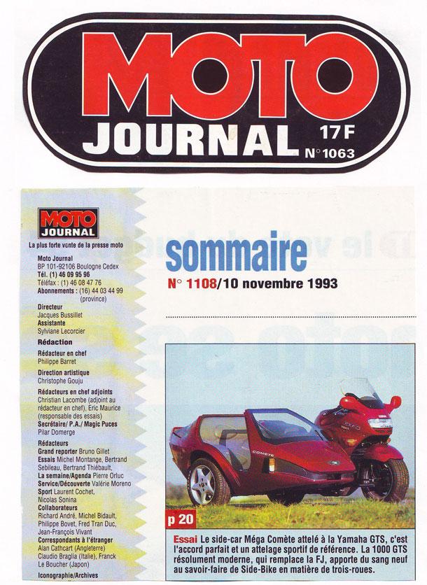1991 : Le Méga-Comète Image0001